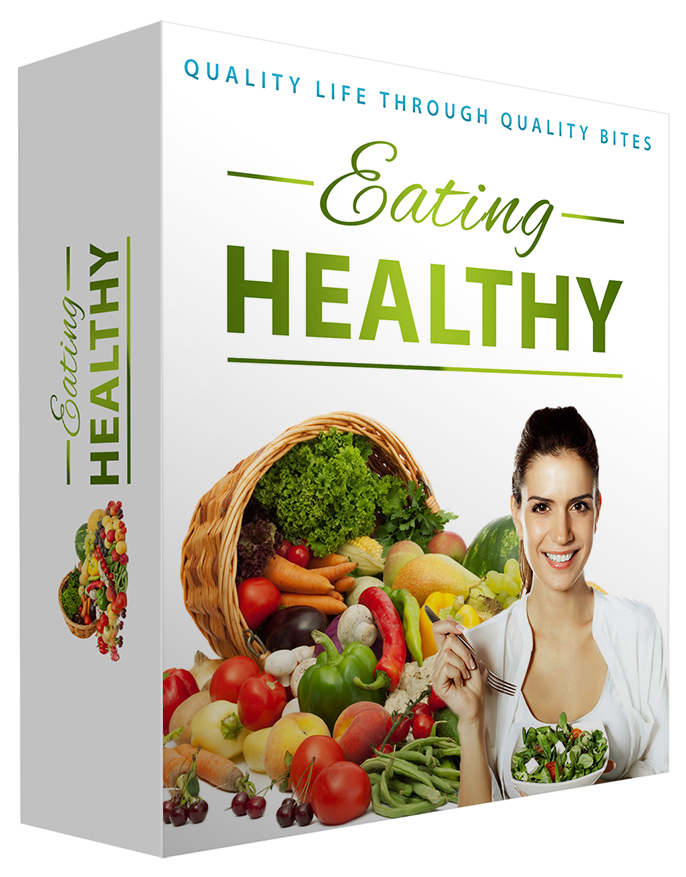 Eating Healthy: Here's How You Can Add Years Into Your Life With Delicious, Wholesome Foods!