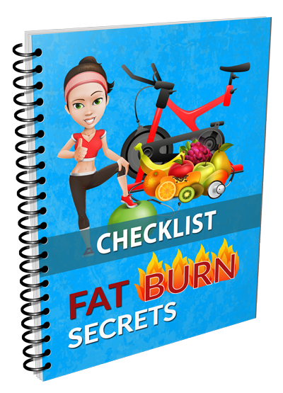 FAT BURN SECRETS: Get The Lean Shapely Body That You've Always Wanted By Incorporating A Healthy Diet And Lifestyle With The Right Workout For Your Physical Endurance